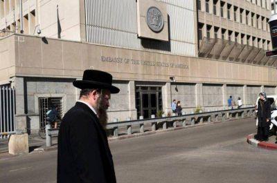 Embajada de Estados Unidos en Jerusalém emite alerta de seguridad tras asesinato de Soleimani