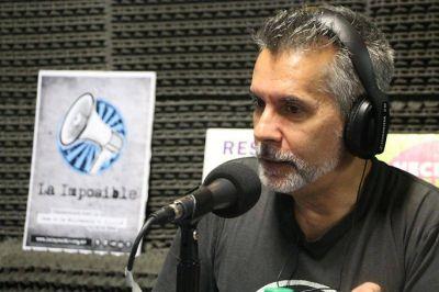 Marcelo Figueras, el elegido de Kicillof para dirigir Radio Provincia