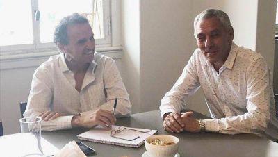 Cagliardi se reunió con Gabriel Katopodis para gestionar nuevas obras para Berisso