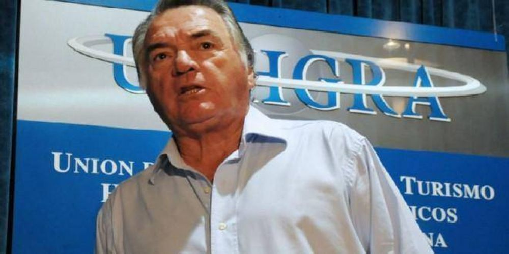 Por graves irregularidades y manejo deficiente, Barrionuevo intervino la seccional Córdoba de la UTHGRA