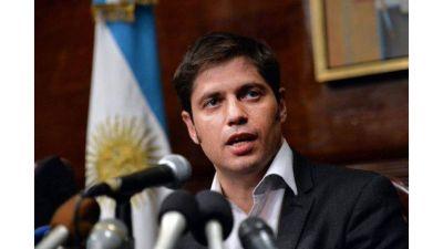 Kicillof convocó a acreedores para arrancar la primera renegociación de deuda bonaerense