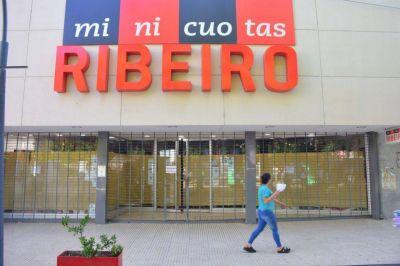 Minicuotas Ribeiro cerró su histórico local de la capital