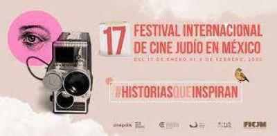 Te regalamos pases dobles para el Festival Internacional de Cine Judío en México 2020
