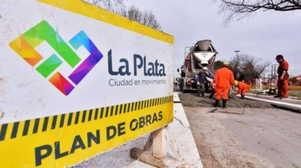 La Plata: avanzan los trabajos hidráulicos que permitirán mejorar la red de desagües en Tolosa y Ringuelet