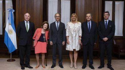 Cinco cajas clave para Alberto suman fondos por $ 100.000 millones