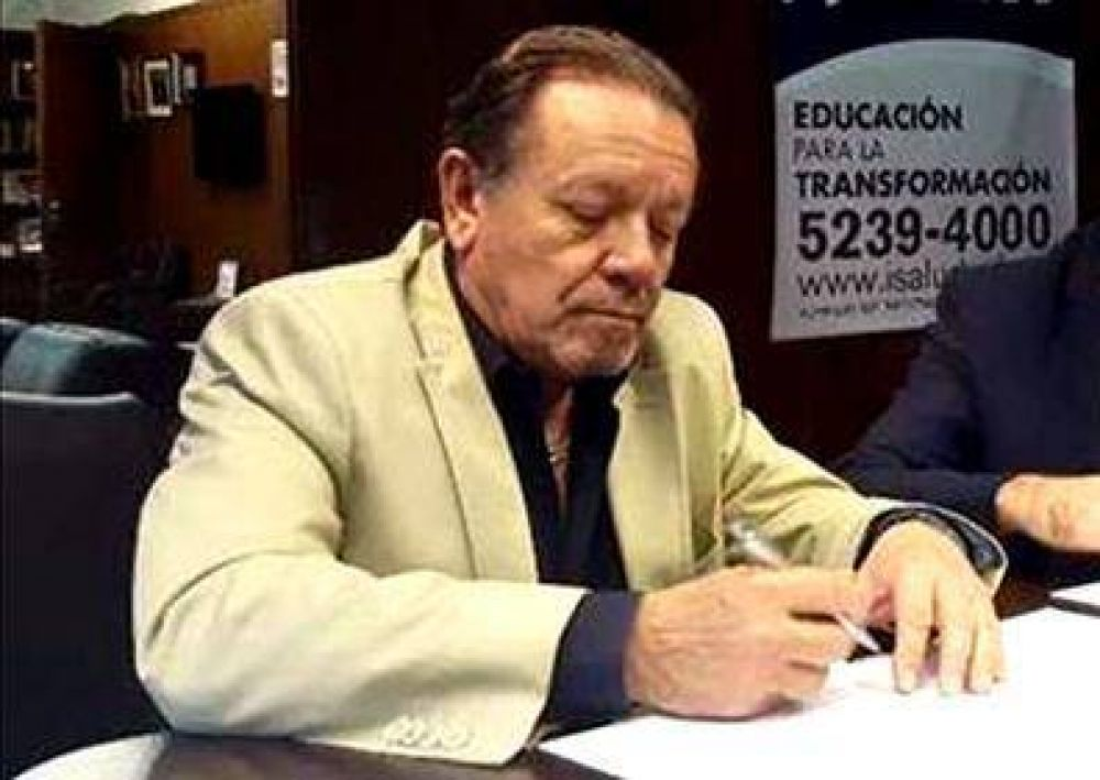 Eugenio Zanarini es el nuevo superintendente de Servicios de Salud
