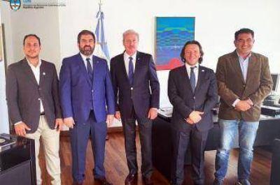 El Secretario de Culto de la Nación recibió a las autoridades del CIRA