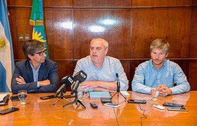 """Bonifatti sobre el presupuesto: """"Se hacen la gran mayoría de las obras con fondos públicos municipales"""""""