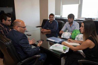 Reino se reunió con la Secretaria de Turismo de la Nación