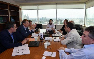 En una reunión con el Banco Mundial, la Provincia fijó las prioridades en materia de infraestructura