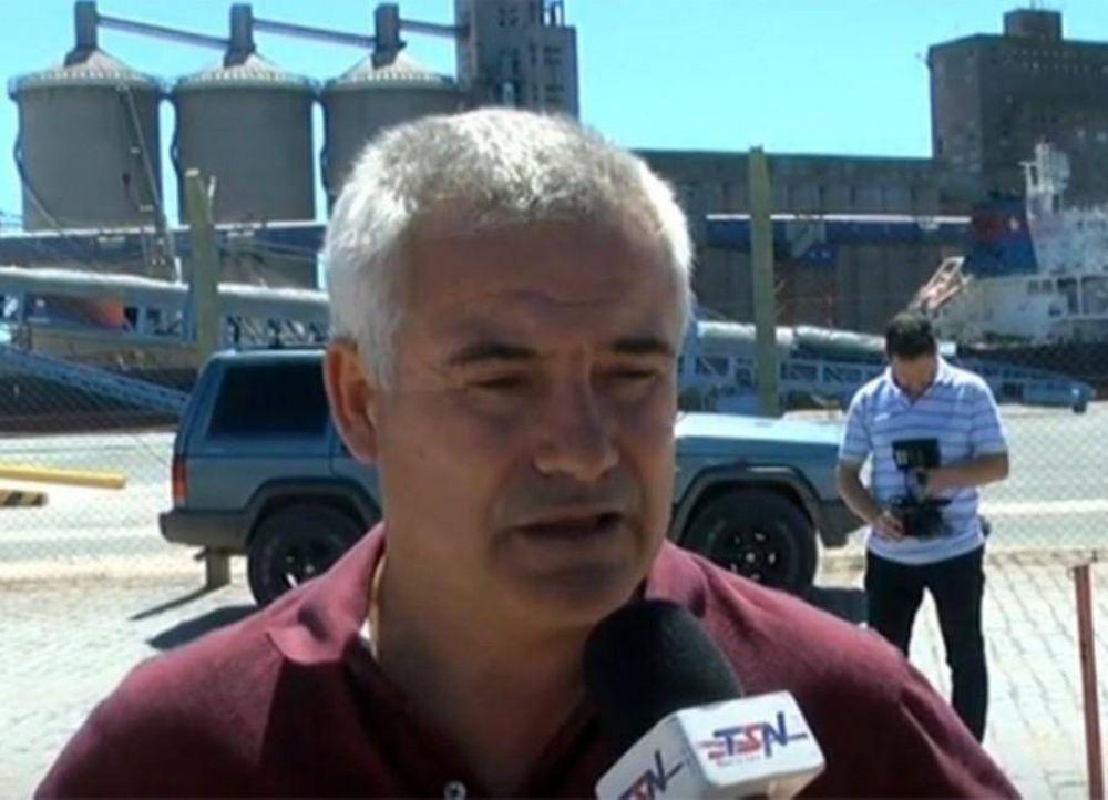 Mario Goicoechea, integrante de Juntos por el Cambio, asumió de hecho la Administración General de Puertos