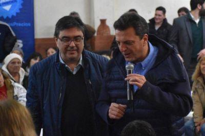 Dirigente massista de Ituzaingó quedará al frente la línea Sarmiento