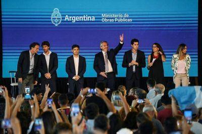 AF presentó Argentina Hace: