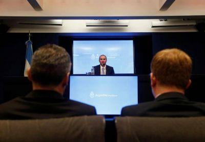 A un mes de asumir, mucho ruido pero pocos avances de Martín Guzmán en la renegociación de la deuda externa