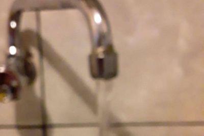 Arduo trabajo para que no escasee el agua en El Soberbio