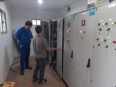 Eprac constató la calidad del agua en Candelaria