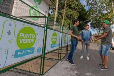 El Partido de La Costa sumará veinte Puntos Verde a lo largo de todo el distrito