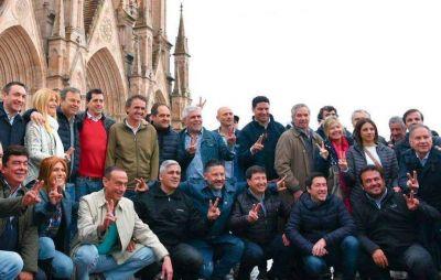 Los intendentes del Conurbano se suman a la lucha por la coparticipación porteña