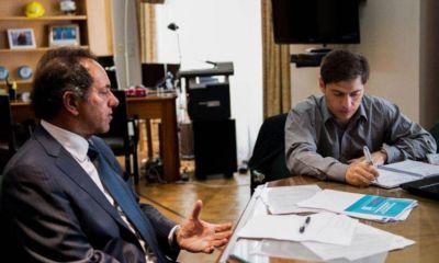 Kicillof inicia la renegociación de la deuda que viene de la era Scioli