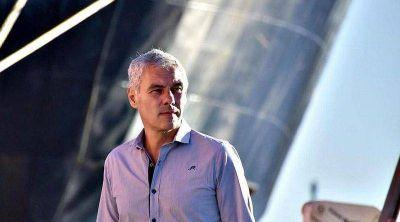 Cagliardi realizó un balance de su primer mes de gestión y destacó el ahorro de siete millones de pesos
