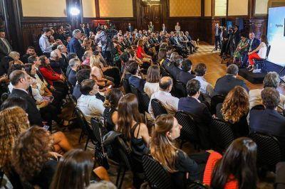Ley Micaela: el presidente y su gabinete se capacitaron contra la violencia machista