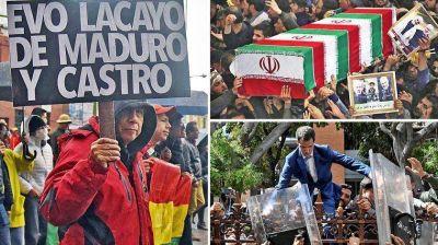 Trío Bolivia-Irán-Venezuela