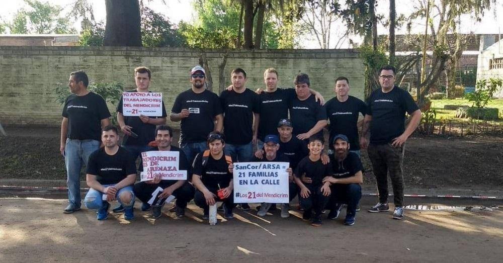 Tras meses de conflicto, reincorporarán a los 21 despedidos de Mendicrim