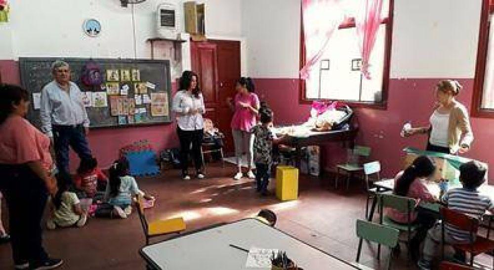 El Programa Crecer del RENATRE fortalece su acción en Jujuy