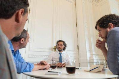 """Santiago Cafiero: """"No hubo estafa electoral, este es un Gobierno coherente con lo que dijo en la campaña"""""""