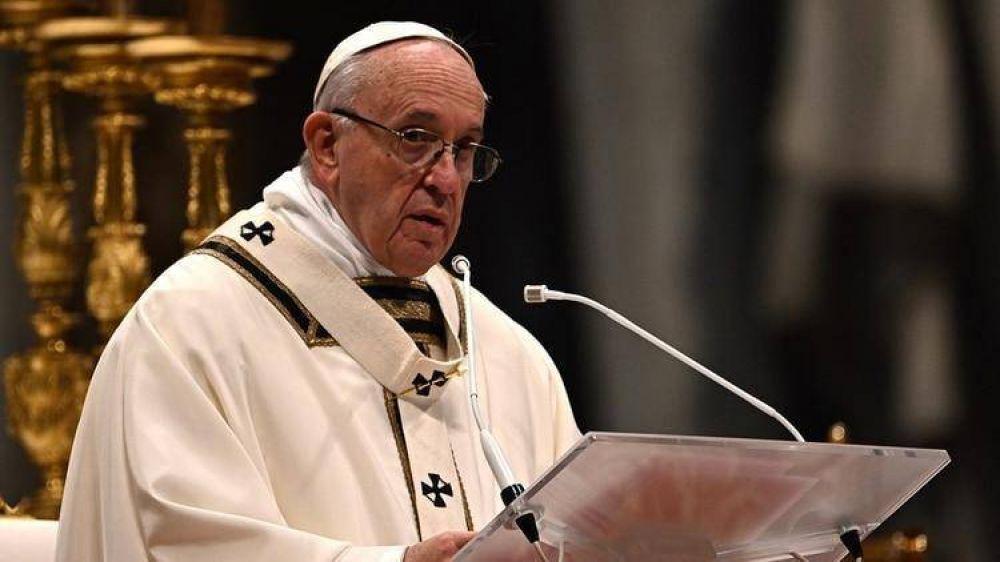 El papa Francisco envió rosarios bendecidos para militares presos por crímenes de lesa humanidad