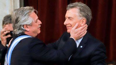 El secreto de Alberto que sube su imagen y derrumba la de Macri al mismo tiempo