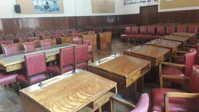 La actividad del Concejo Deliberante en sus primeros 30 días