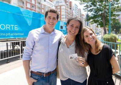 De Pedro, Raverta, Lammens y Castro visitaron al Centro de Documentación Rápida en Mar del Plata