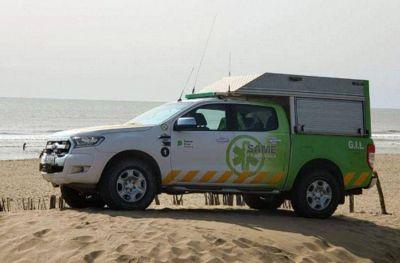 Salud despliega en rutas y playas un Sistema de Atención al Turista