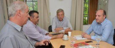 El Municipio inició reuniones para fomentar la producción y el empleo local