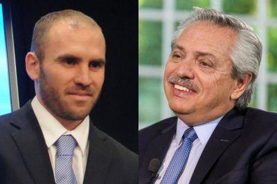 Fútbol en Olivos: el divertido duelo entre el Presidente y el ministro de Economía