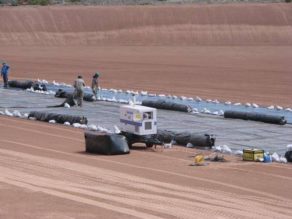 Remediación en Sierra Pintada: en cinco años se podrán extraer los 12 mil kilos de uranio depositado