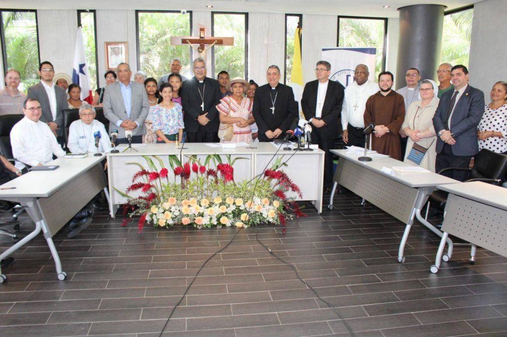 Panamá: Firma del acto fundacional de la Red Eclesial Ecológica Mesoamericana