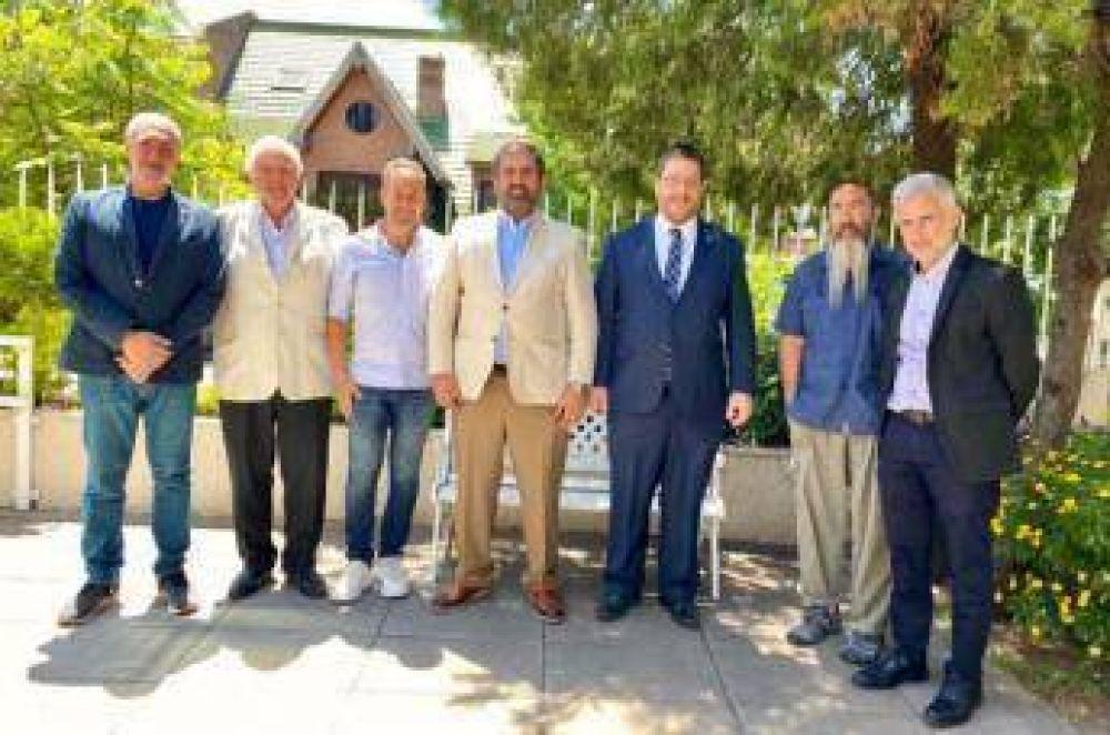 El IDI consolida proyectos solidarios junto con musulmanes y judíos en Argentina