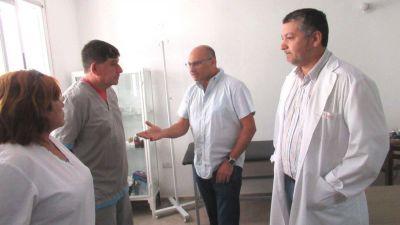 Inauguran un nuevo sector en el hospital Felipe Fossati