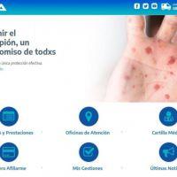 Provincia sumó el lenguaje inclusivo en el sitio web y las redes de IOMA