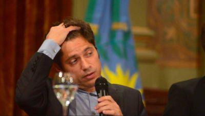 Se le complicó a Axel: Guzmán negó un salvataje para la deuda de la Provincia