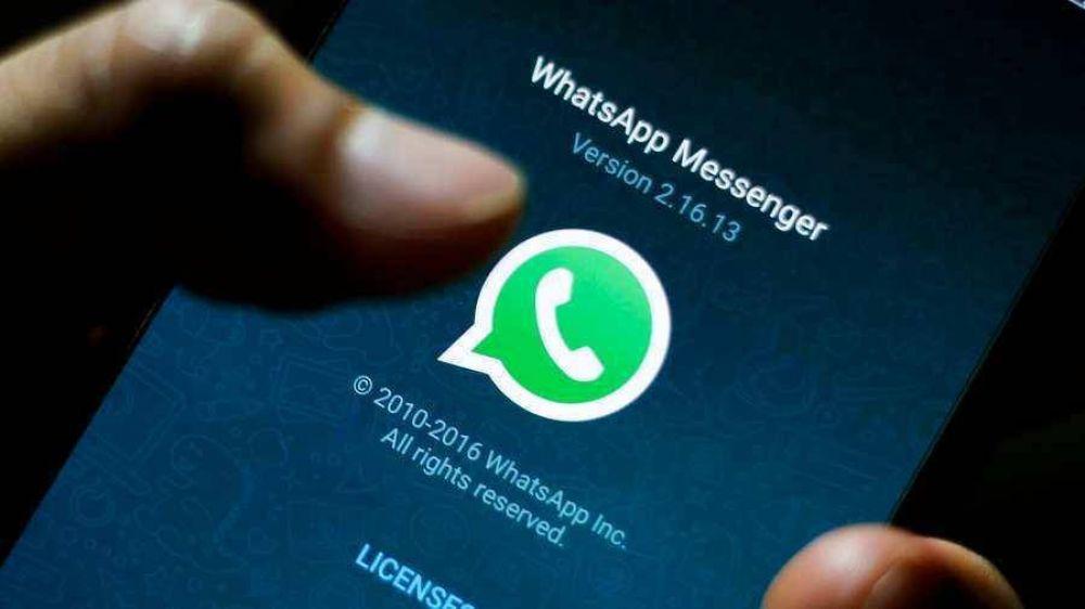 Merlo: Los vecinos pueden hacer consultas y reclamos por WhatsApp