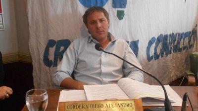 """""""Hay que depositar la confianza en este gobierno"""", sostuvo Cordera"""