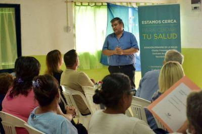 Florencio Varela: Continúan las acciones preventivas contra el dengue, zika y chikungunya
