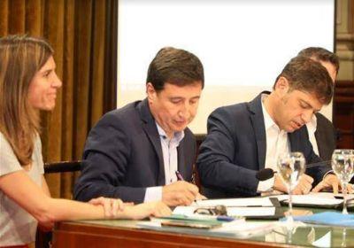 Avellaneda será uno de los distritos en donde comiencen a entregarse las tarjetas del Plan Nacional Contra el Hambre