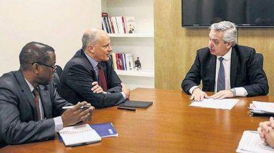 Alberto Fernández denunció una maniobra que buscó boicotear las negociaciones con el FMI