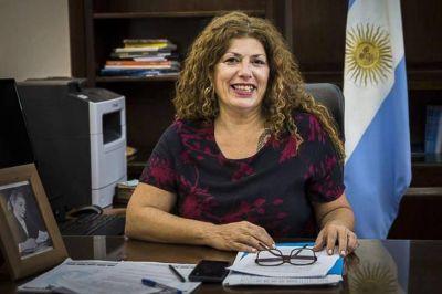 Gabriela Torres es la nueva titular de la SEDRONAR