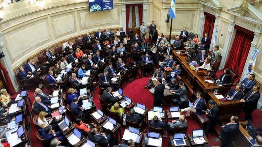 El Senado retomará su actividad: en agenda están las designaciones en el Banco Central y de Daniel Rafecas