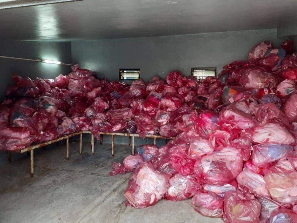 En Catamarca se producen 40.000 kilos mensuales de residuos patógenos